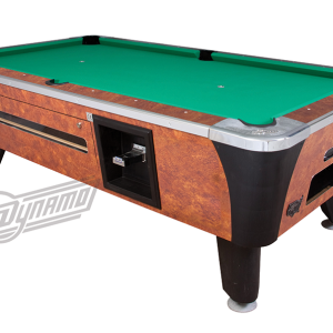 Dynamo Sedona Coin-Operated Pool Table