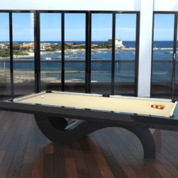 picasso pool table
