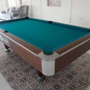 Billiard Table Services