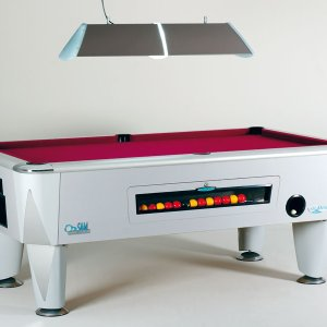SAM interpool table silver