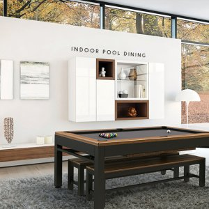 Riley Continental interpool table