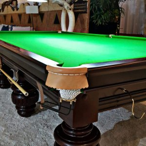 Interpool Snooker Table