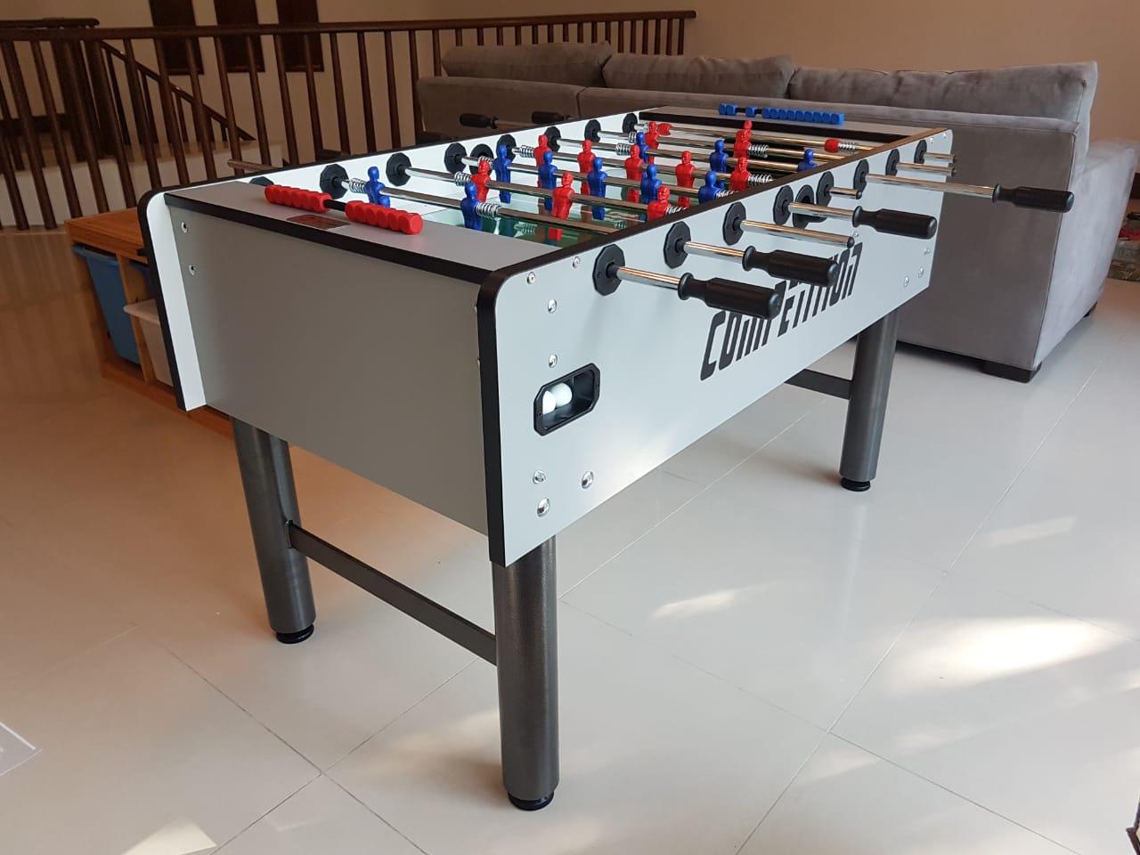 FAS Foosball - Interpool - Buy Pool Table, Foosball, Snooker