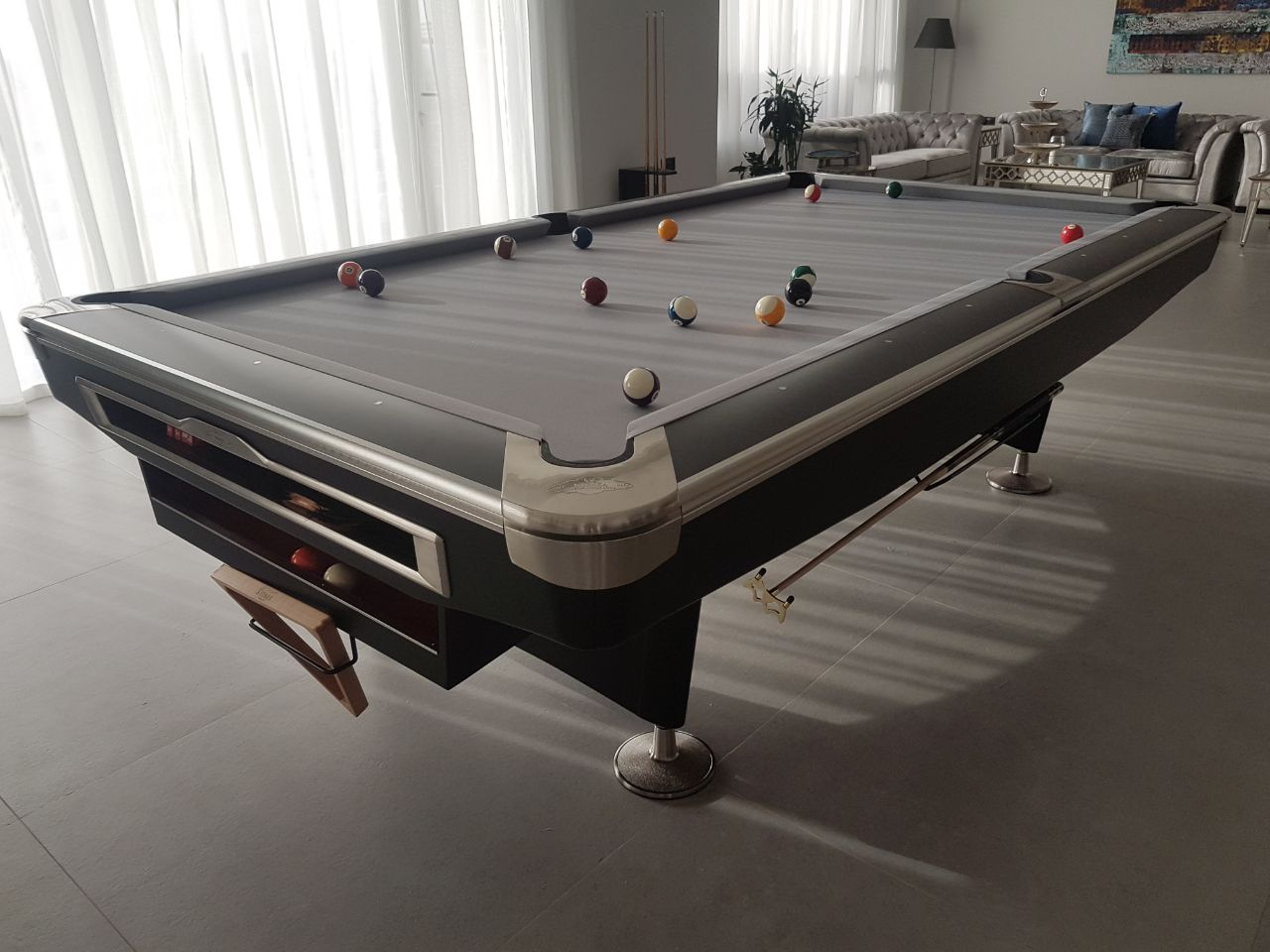 Wiraka Pool Tables Buy Pool Table Foosball Snooker Billiard Tables Dubai Middle East Africa Interpool