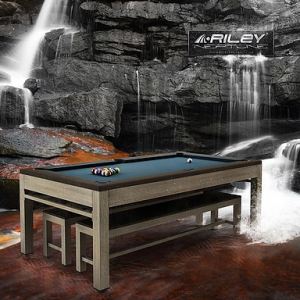 riley neptune pool table