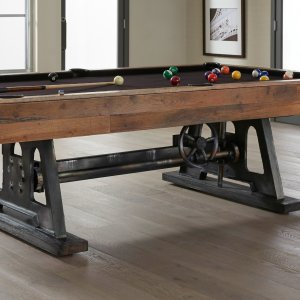 American Heritage Billiards table