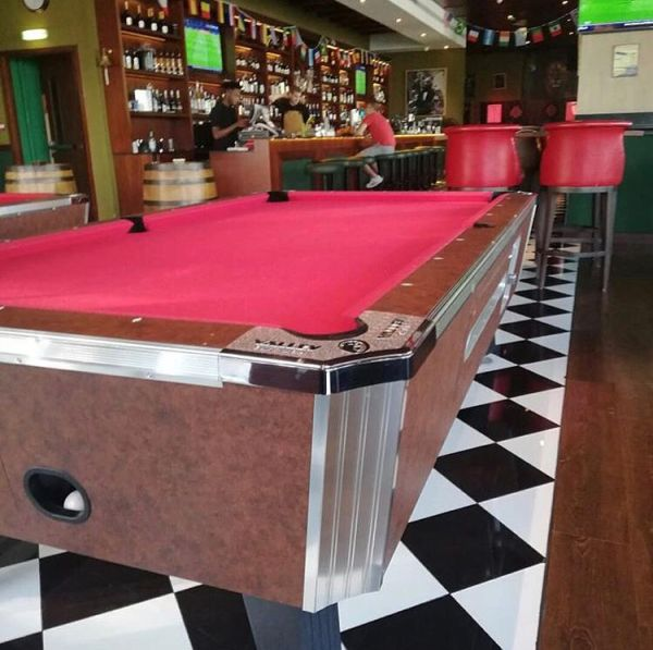 Valley Panther Coin-Operated🇺🇸 - Buy Pool Table, Foosball ...