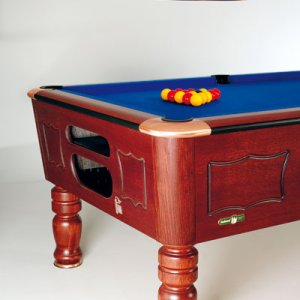 balmoral pool table